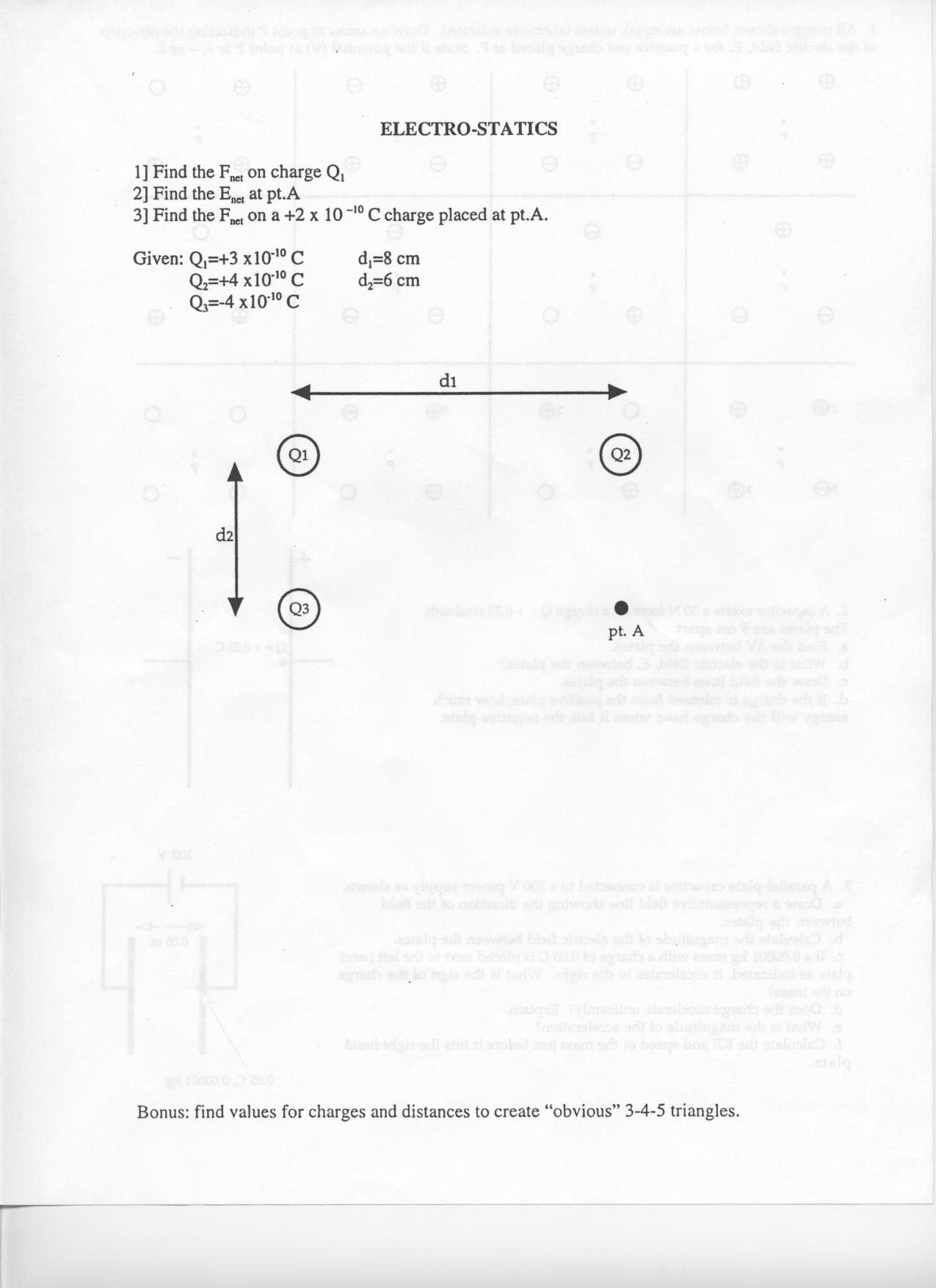 Physics Handouts – Physics Worksheet Answers
